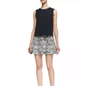 "Theory Skirts - Theory ""Doreene C"" skirt in Tweedscape knit SZ M"